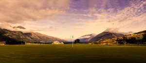 Jacks Point Golf Course, Queenstown l Panoramic Print l 2013