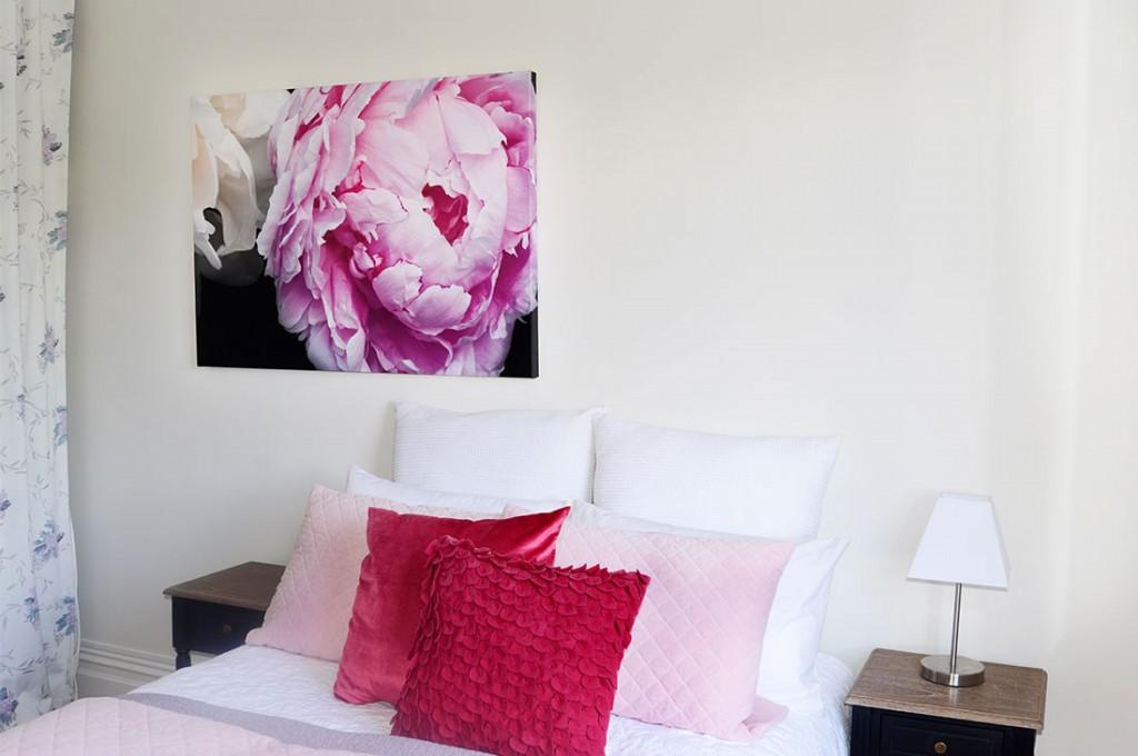 Pastel Pink Peony Art Print